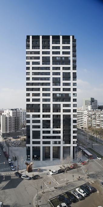 NOVA DIAGONAL TOWER Barcelona / Spain