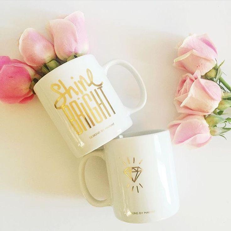 Shine Bright!  | Coffee Mugs | Coffee Lover | Coffee Time | Coffee Mugs For Men | Mugs Designs | Cute Mugs | Unique Mugs