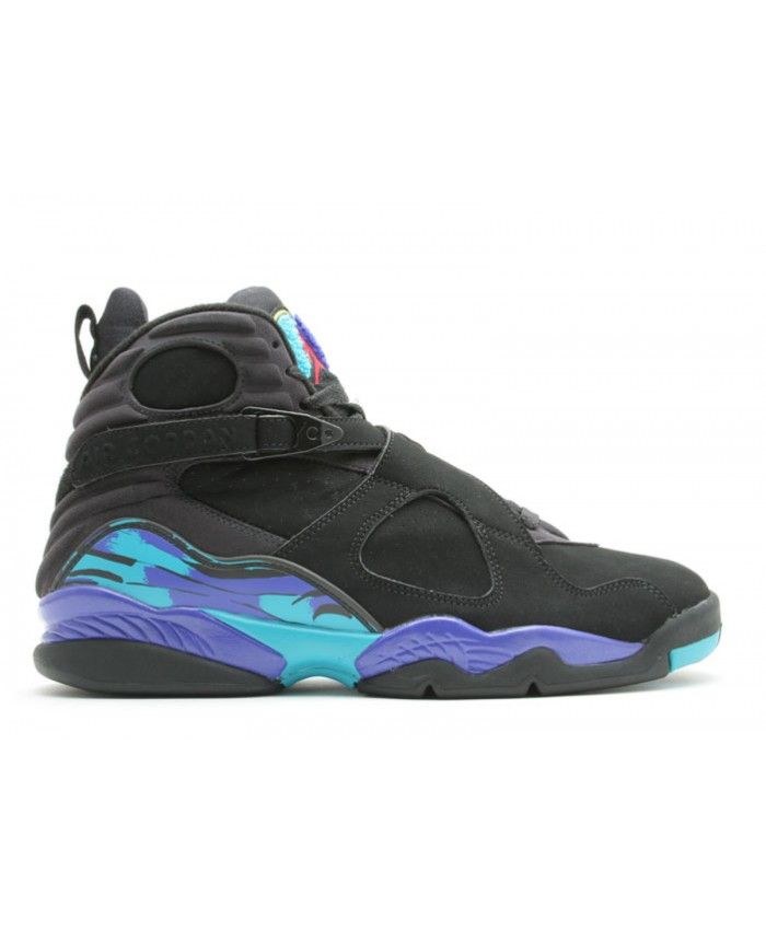 402df65ad Air Jordan 8 Retro Aqua Black Bright Concord Aqua Tone 305381 041 ...
