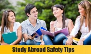 Did you obtain your #StudentVisa and ready to move Abroad. Then here you follow some #StudyAbroad safety tips to succeed your goal..