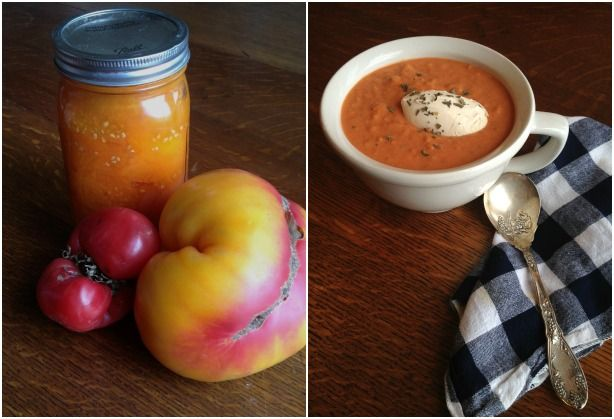Tomato Soup From Scratch