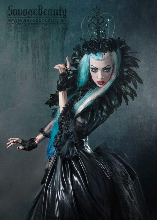 Model: Adora BatBrat (official)  Photo & Styling: © SAVAGE BEAUTY - Photo & Make Up