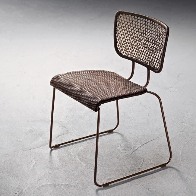Roberti // Coral Reef   Chair (Oval Sunloom)   Italy