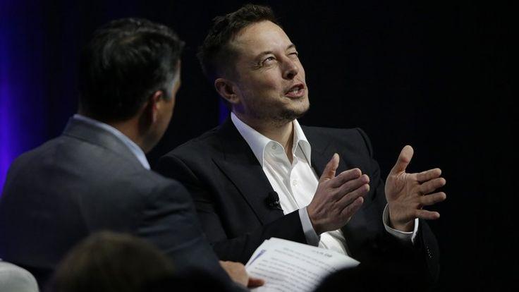 Tesla CEO Elon Musk warned a bipartisan gathering of U.S.