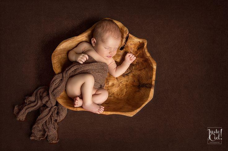 newborn baby boy photographer Montreal www.justeciel.ca