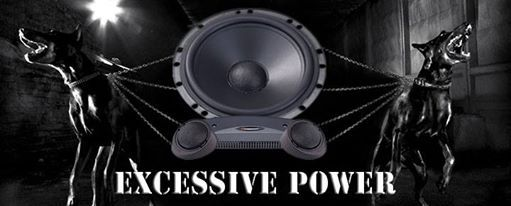"""Experience Excessive Power with our Nakamichi NSE60:  (165mm) 6-1/2"""" Component System 30W RMS 450W Peak Power KSV 25.5mm Voice coil 80Hz - 20KHz Frequency Response 63mm mounting depth with separate crossover  #Nakamichi #CarAudio #InCarEntertainment"""
