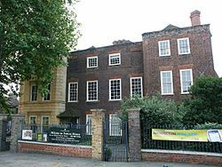Sutton House, the oldest house in Hackney (not TH)
