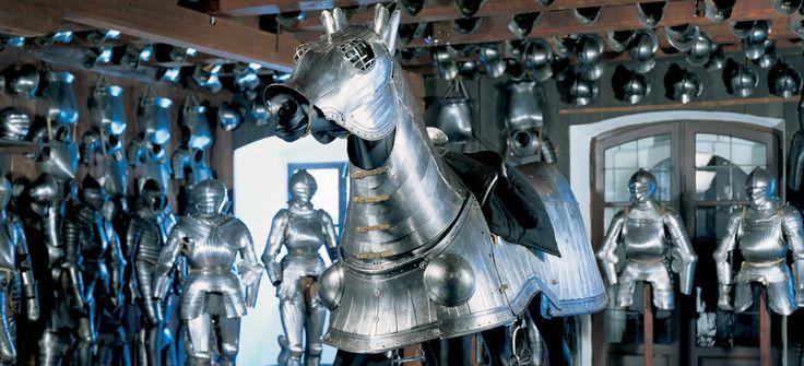 középkori fegyvermúzeum, Graz