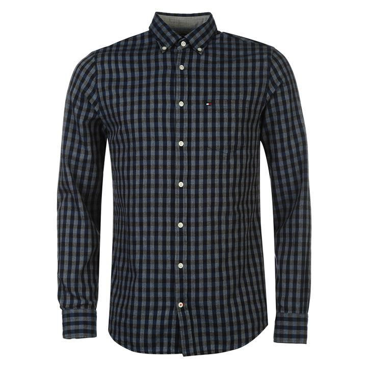 Hilfiger Denim | Hilfiger Denim Gingham Long Sleeve Shirt | Shirts