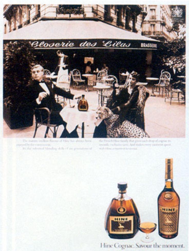 Read more: https://www.luerzersarchive.com/en/magazine/print-detail/17418.html Hine Cognac. Savour the moment. Tags: Saatchi & Saatchi, London,Tony Whetton,Honor Whetton,Hine Cognac