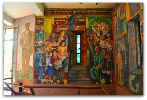 Coit Tower | SF Murals | Lillie Hitchcock Coit