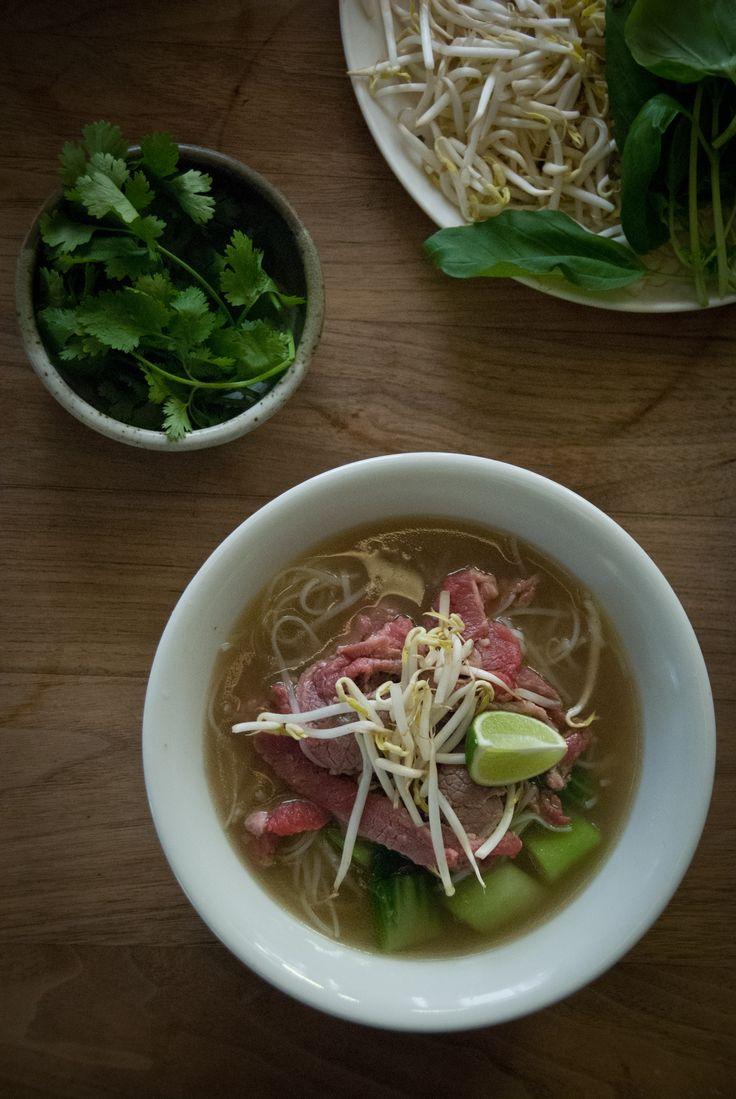 Easy Vietnamese Pho - Rusty Skillet Blog