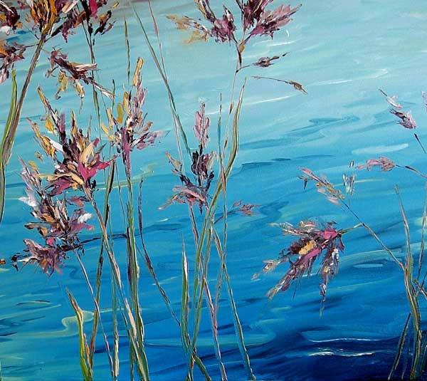 """Reed Grass"" by Claudia Hansen 