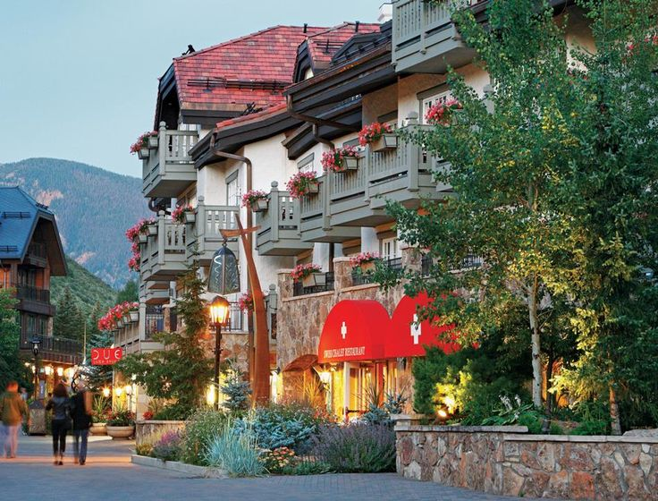 Vail, Colorado one of my favorite places on earth!