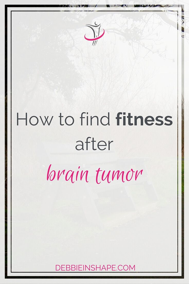 How To Find Fitness After Brain Tumor - Debbie Rodrigues