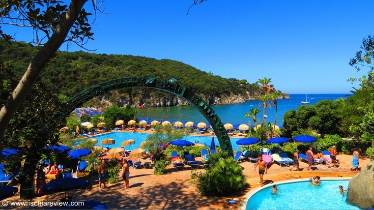 Negombo - Harnessing Ischia's Magical Elements - Article about Negombo Thermal Gardens in Ischia, Italy