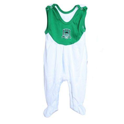 Комбинезон для новорожденных, белые Бренд: KAPPA Артикул: KAPPA_KOMBINEZON_BEL