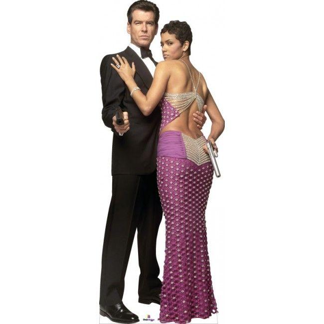 halle berry james bond dress wwwimgkidcom the image
