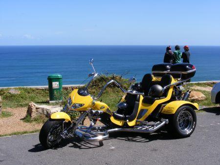 Cape Point Coastal Trike Tour