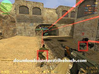 Counter-Strike 1.6 Simple Wallhack