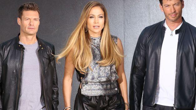 JLO, la chica dura de 'American Idol'