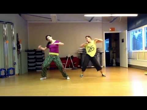 ▶ Latin Dance Fitness Class 4 - YouTube