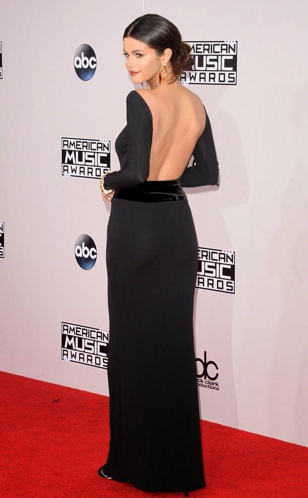Los tacones de Karppi: AMERICAN MUSIC AWARDS 2014 Selena Gómez