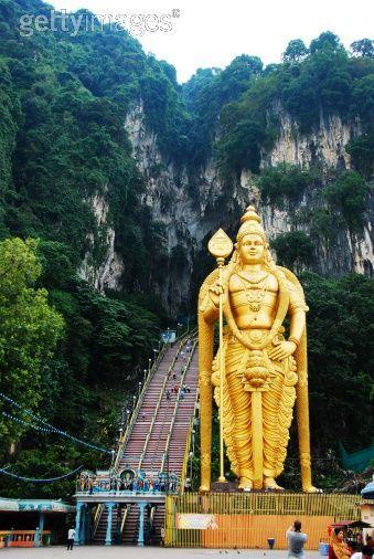 Batu Caves, Malaysia, Shrine, Hinduism, spirituality