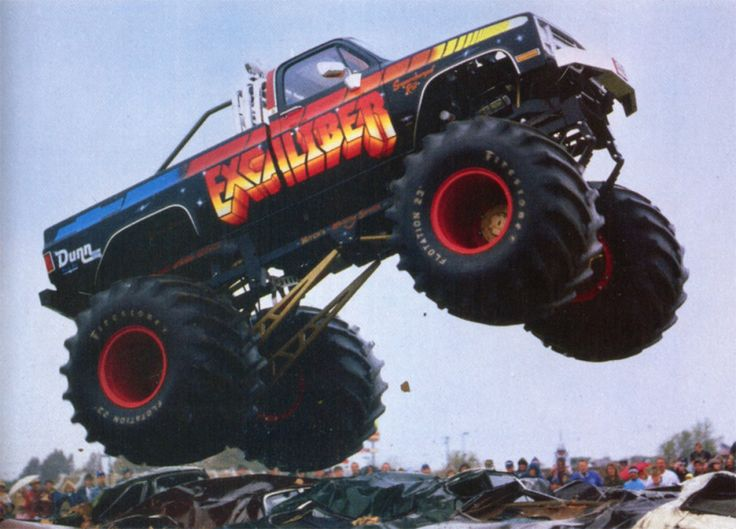 Badass Monster Trucks!!!!!!!