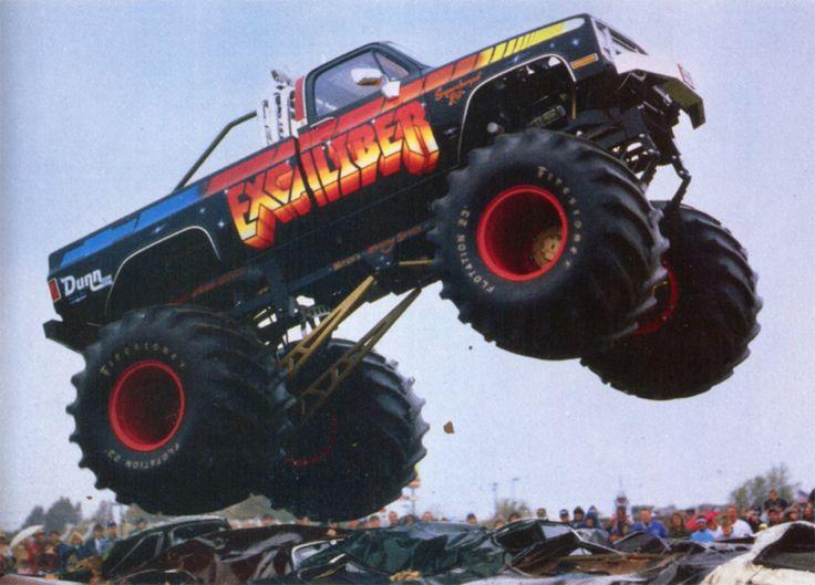 Badass Monster Trucks!!!!!!!
