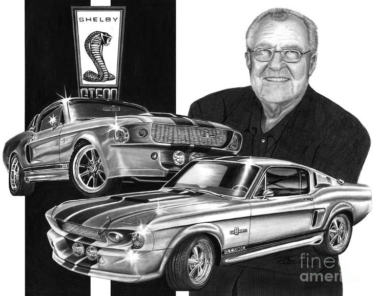tributo a Carroll Shelby (mrs performance) - Taringa!