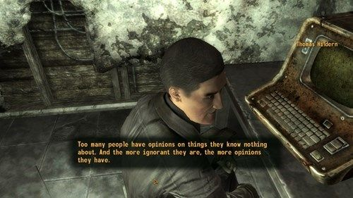 #Fallout Quote