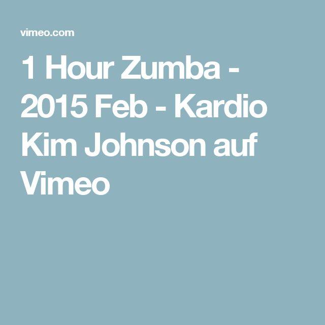 1 Hour Zumba - 2015 Feb - Kardio Kim Johnson auf Vimeo