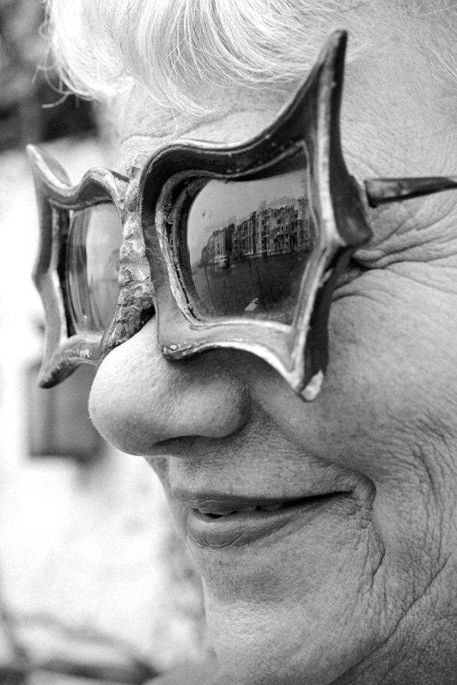 Safilo Revives Peggy Guggenheim's Eccentric Specs