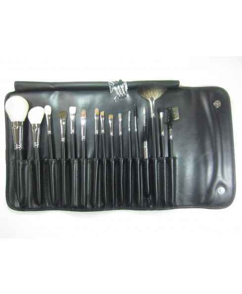 Free shipping on the amazing 16pcs make-up brush set! We offer this high quality beauty tool item for those who are on a tight budget and looking for an awesome make-up brush set at an affordable price! Go get yours before they all run out! :P