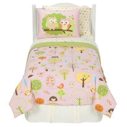 owl toddler bedding target 2