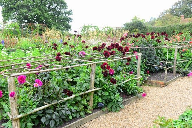 The Cutting Garden at Perch Hill