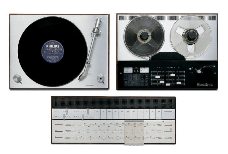 Bang & Olufsen BeoSystem 1200 1969