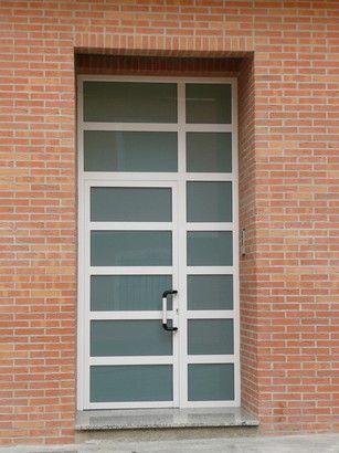 M s de 1000 ideas sobre puertas de aluminio en pinterest - Puertas para fincas ...