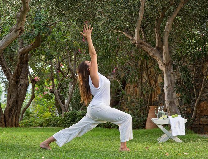 Enjoy moments of relaxation at #EloundaGulfVillas #EGV #Crete