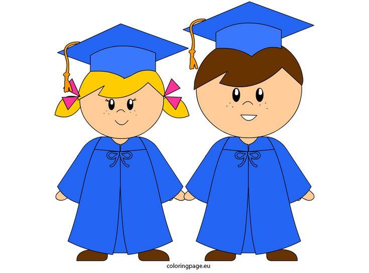 Awesome kindergarten graduation clipart