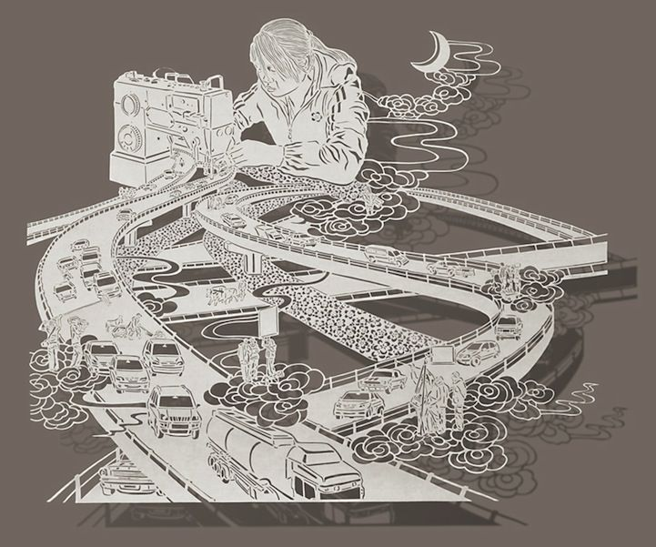 Best Paper Art Images On Pinterest Sculpture Paper Artist - Incredible intricately cut paper designs bovey lee