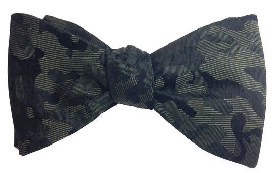 Camo Bow Tie – Bull+Moose Neckwear - Bow ties, Neckties & Pocket Squares for Gentlemen. www.bullandmoose.com phone: 1-800-654-0478