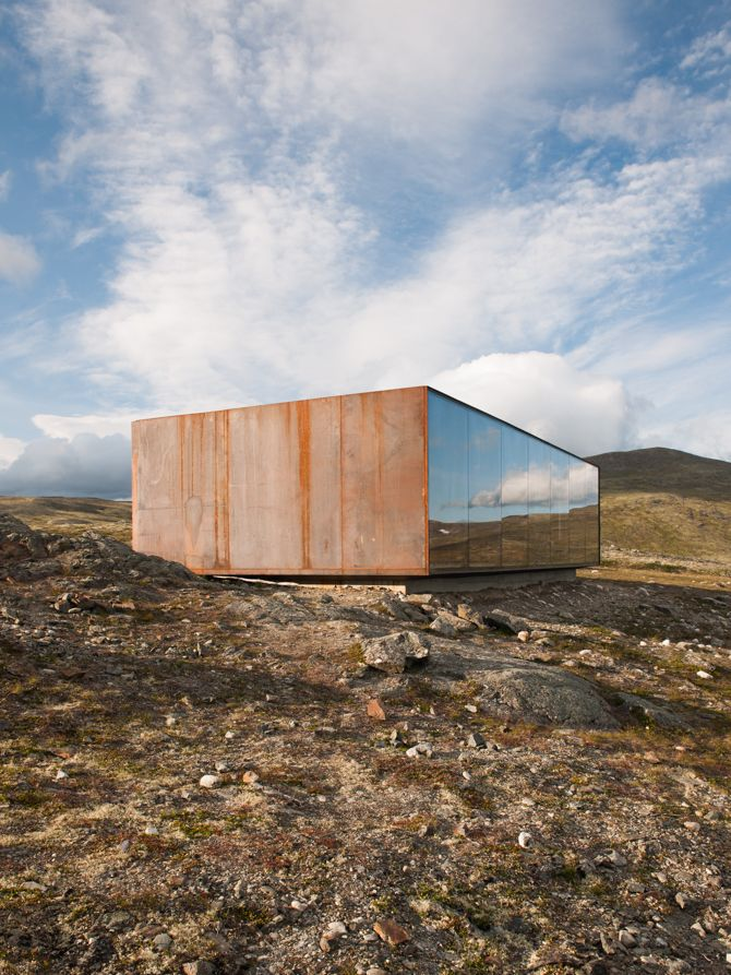 Tverrfjellhytta - Jason Strong Photography - Architecture and Interiors
