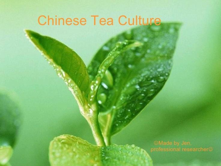 chinese-tea-culture- via Slideshare