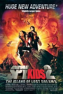 Spy Kids 2: The Island of Lost Dreams - Wikipedia, the free encyclopedia