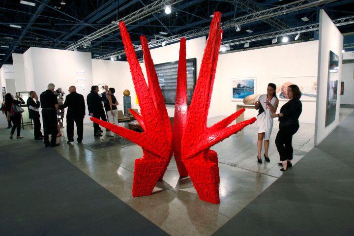 As Art Basel arrives, South Florida begins its seasonalsizzle