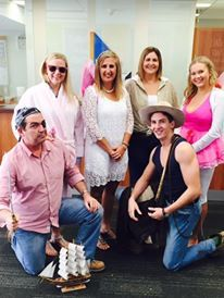 BOQ Branches right across Australia are dressing up to raise awareness of our Banking on our Kids appeal.