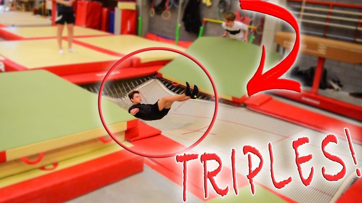 GOING BACK TO THE TRAMPOLINE GYM THAT BANNED US!!