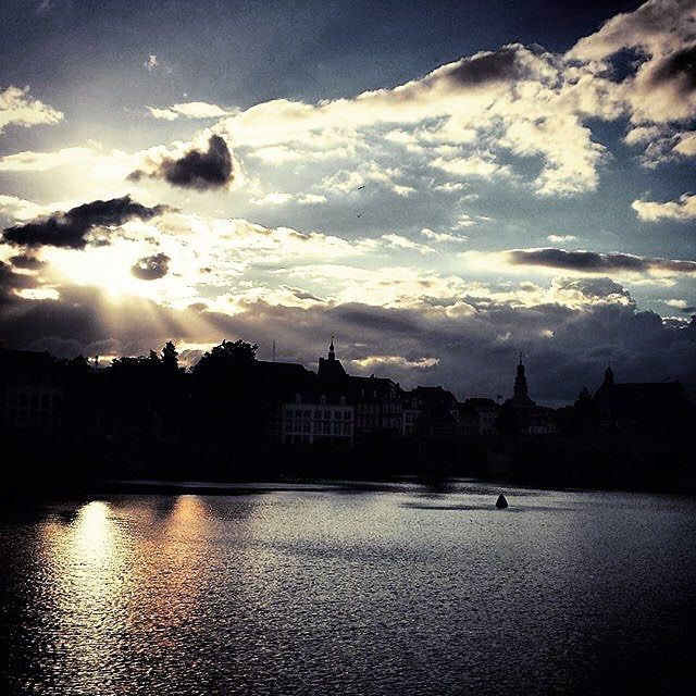 Summer's on its way back - #Mtricht sunset Maastricht